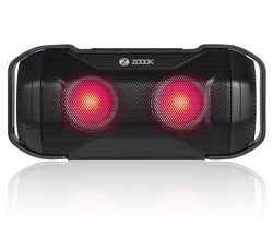 Zoook Wireless Stereo Speaker ZK-ZB-Rockerjam, Frequency: 160 Hz -20 kHz