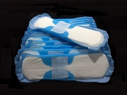Loose Extra Large Cottony Maternity Pad With Wings, For Hospital