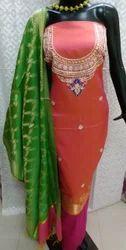 Aaditri Banarasi Gota Patti Suit