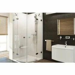Commercial Glass Shower Enclosure
