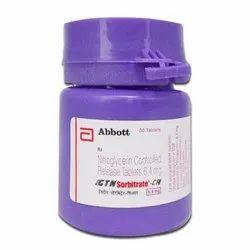 GTN Sorbitrate Cr 6.4mg Cardiovascular Tablets