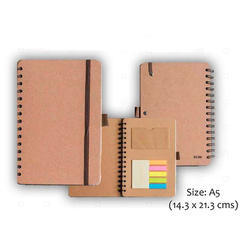 A5 Elastic Notebook