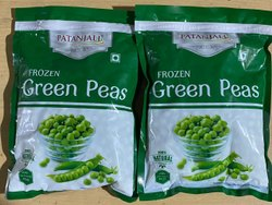 A Grade PATANJALI FROZEN GREEN PEAS, Packaging Size: 5 Kg, Ivf & Blast Freezing Process
