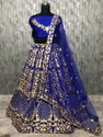 Wedding Silk Lehenga