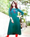 Ladies Designer Silk Suits