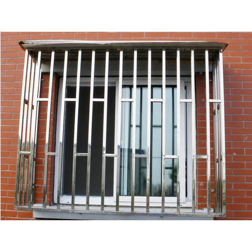 MS Window Grill Fabrication, Window Grills Fabrication