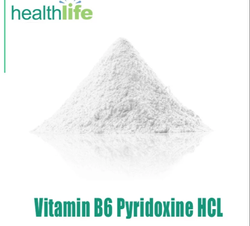 Green Heaven 99.99% Vitamin B6 (Pyridoxine hydrochloride), 5 Kg Bag, Prescription
