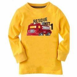 Hosiery Kids Full Sleeve T-Shirts