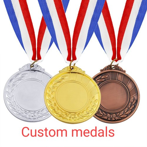 School Custom Medal