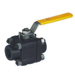 Microfinish Forged Three PC Ball Valve