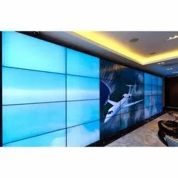 Wall Mounted LED Video Wall
