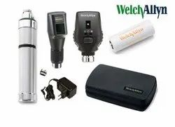 Welch allyn Combo 3.5V Retinoscope & Ophthalmoscope Rechargeable Set