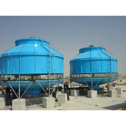 Water Cooling Towers, Induced Draft, Cooling Capacity: 100 Tr To 2000 Tr