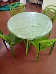 Round Plastic Table