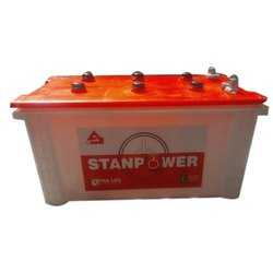 Stanpower Tractor Battery, Warranty: 24 Months, 12 V