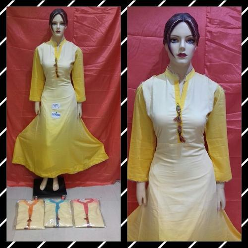 2f139df8b9 MLT Double Shade Kurti, Rs 1255 /piece, Mahalakshmi Textiles Traders ...