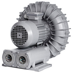 Single Stage Side Channel Blower