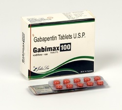 Gabapentin 100 mg Tablets