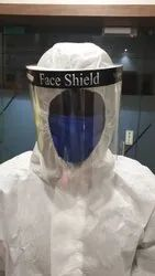 Face Shield -Material-Poly carbonate