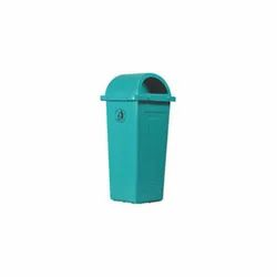 Half Moon Dustbin