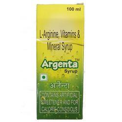 L Arginine Vit & Mineral Syrup