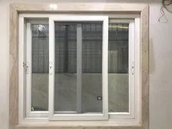 UPVC Sliding Glass Window