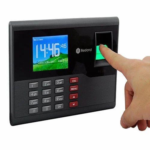 Biometric Attendance Machine
