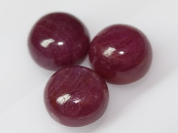 Oval Shape Ruby Gemstone