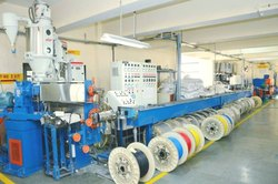 Rubber Cable Machinery