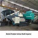Mobile Portable Vertical Shaft Impactor