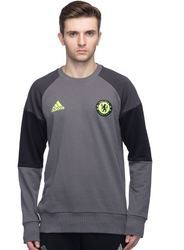 wholesale dealer 505f7 6513e Mens Adidas Chelsea Fc Sweatshirt AZ7021