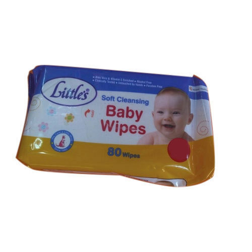 Littles Disposal Baby Wipes