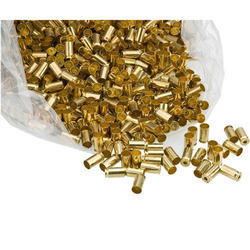 Brass Shell Cases Scrap with Primers