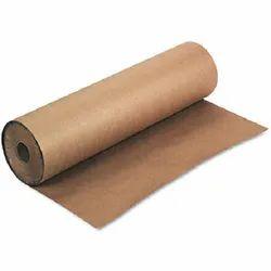 Brown Packaging Kraft Paper Roll, 100 - 250