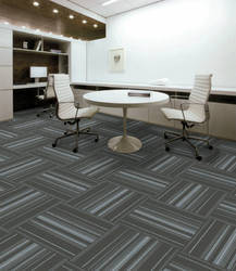 Linear Carpet Tile