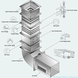 AC Duct - Air Conditioning Duct Latest Price, Manufacturers