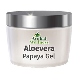 Aloevera Papaya Gel (Reduces Wrinkles)