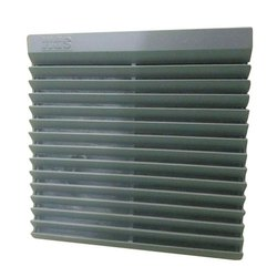 Plastic Air Vent Fan Filter 130 mm x 130 mm for 4