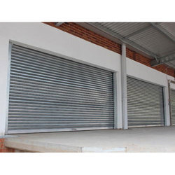 Automatic Garage Rolling Shutter
