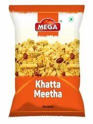 kate mega Khatta Meetha Mixture, Packaging Size: 25gm