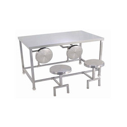 Stainless Steel Restaurant Tables