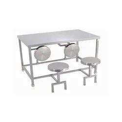 Stainless Steel Restaurant Tables