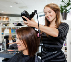 Male and Female Party Makeup Hair Cut Services
