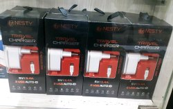 Nesty Travel Charger