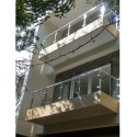 304 Stainless Steel Balcony Railing
