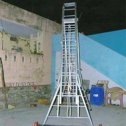 Telisocopic Type Extaintion Ladders