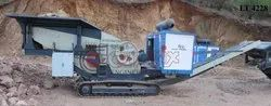 Portable Jaw Crusher Plant
