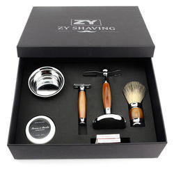 Shaving Kit Box
