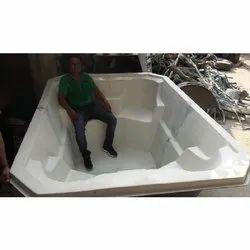 FRP Jacuzzi Tub