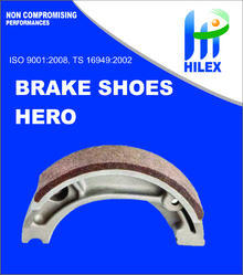Hilex Brake Shoe for Splendor